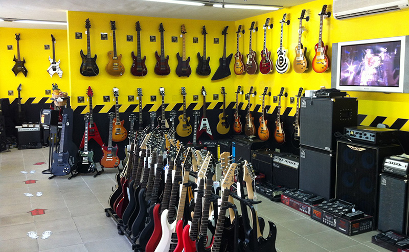 Instruments Garage, Achrafieh Main Branch, Tel: 01 202 302
