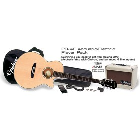 Epiphone Acoustic Electric Player Pack
