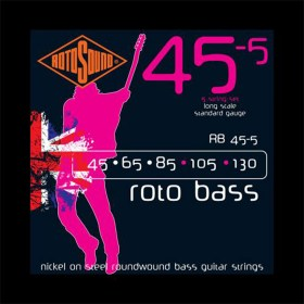 rotosound-bass-strings-45-105